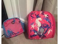 Yuu bag and lunch box