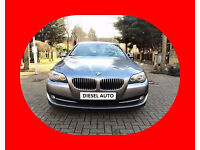 2010 --- BMW 5 Series --- 2.0 520d SE --- Diesel Automatic --- 4 Door Saloon ---- BMW 520 D 5 Series