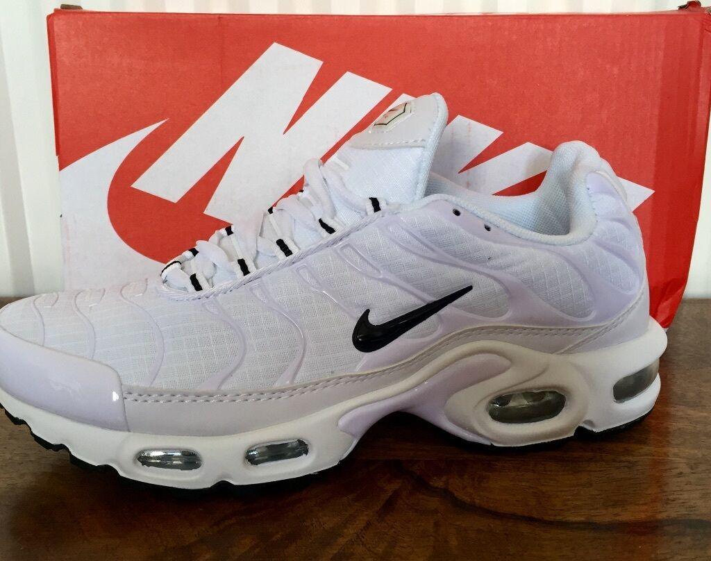 iderq Nike Air Max 110\'s TNs White brand new boxed designer sports | in