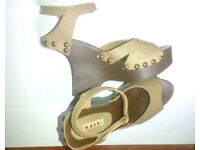 MARNI LEATHER SHOES ,WOMEN SHOES SIZE 39