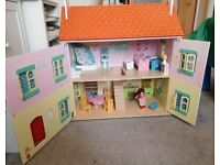 Le Toy Van Dolls House and Furniture