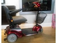 Shoprider mobility scooter £120.00