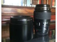 Canon 100mm macro usm