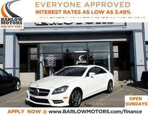 2013 Mercedes-Benz CLS-Class CLS 550 4MATIC FULLY LOADED!