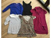 Maternity Tops Size 10-12