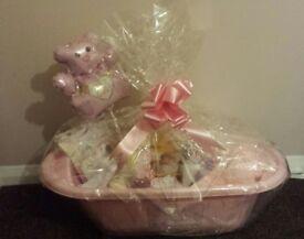 New Baby/ Baby shower hamper gift sets
