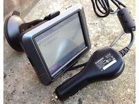 Garmin Nuvi 205 Pocket Size GPS SAT-NAV UK & ROI Ireland Maps Receiver Speed Camera