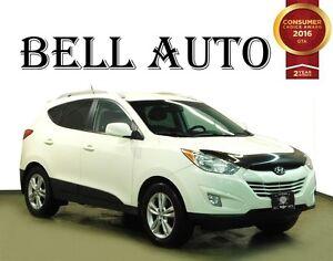 2011 Hyundai Tucson LIMITED AWD LEATHER SUNROOF