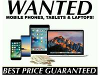SAMSUNG GALAXY S9 S9 PLUS NOTE 8 S8 IPHONE 8 X   IPHONE 7 6S PS4 PRO IPAD MACBOOK AIR (ALL WANTED)