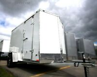 2015 Stealth Trailers SALE: Ultralite 6 x 10 RAMP
