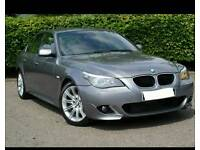 2009 BMW 520D MSPORT (10MONTHS MOT,FSH,LOW MILES)