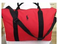 Ralph Lauren Holdall/Travel/Gym/ Duffle Bag