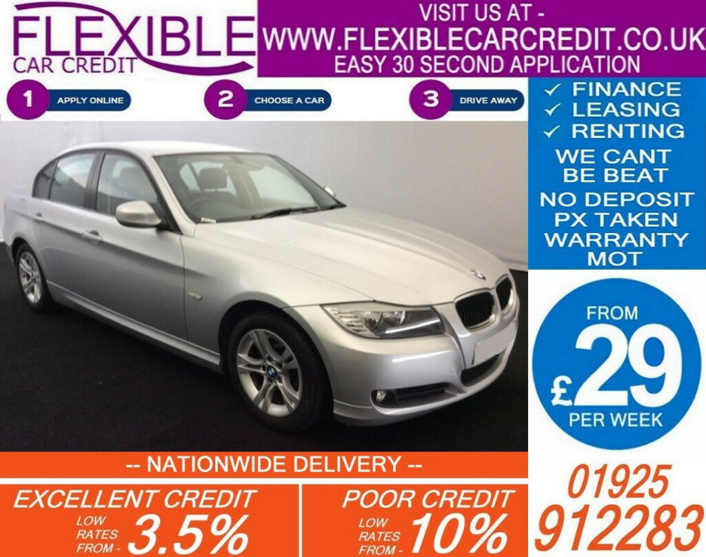 2010 Bmw 318i 2 0 Es Good Bad Credit Car Finance From 29