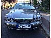 Jaguar X-Type 2.0D SE 2007, Premium Spec, Full Leather, FSH from dealer, Long MOT