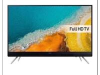 """40"""" Samsung LED Full HD TV built in Freeview 40k5100 and delivered"""