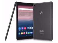 """ALCATEL ONETOUCH PIXI 3 10.1"""" TABLET QUAD-CORE 1GB 8GB ANDROID + KEYBOARD"""