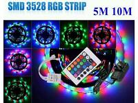 LED 5 METRE REMOTE CONTROL LIGHTS