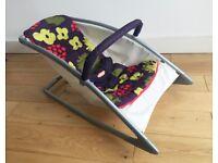 Mamas & Papas Go Go Rocking/Bouncer Cradle
