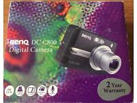 BenQ DC C800 Digital Camera