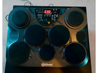 Electric, Electronic Portable Drum kit. Schubert same as Alesis Compactkit 7, DD70, DD305