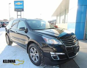 2016 Chevrolet Traverse LT 2LT, Heated Leather Seats, Navigation