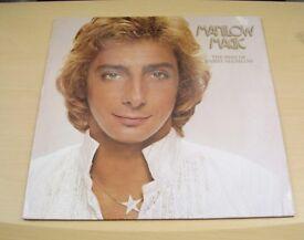 Best of Barry Manilow Vinyl LP. Nice Condition. 12 Tracks.