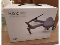 DJI MAVIC PRO FLYMORE PACKAGE