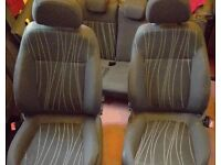 5 Door Vauxhall Corsa (2000-2006) Seats in Great Condition - FREE