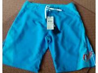 New Girls O'Neil PST Board Shorts. Size 176. Labelled never worn