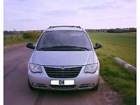 Chrysler grant voyage