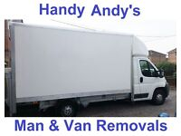 Handy Andy's Man and Van Removals Service