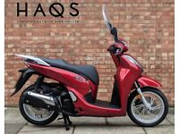 Honda SH 300cc (66 REG), Immaculate Condition with ONLY 2054!