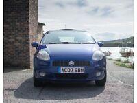 Fiat Grande Punto 1.4 16v Sporting w/ sunroof