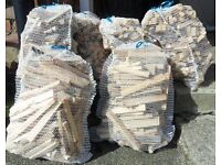 Firewood Sticks Kindling Large Bags 6kg £2