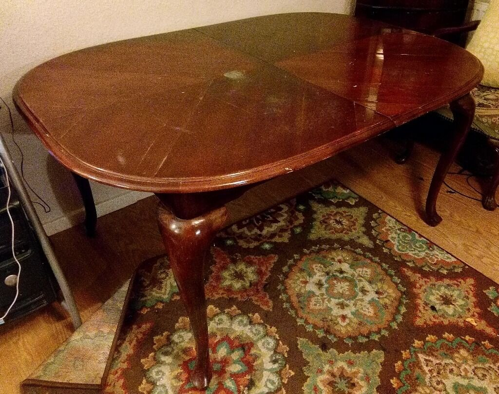 Vintage Extendable Dining Table Vintage Extendable Dining Table In Islington London Gumtree