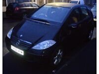 Mercedes A-Class A170 with Extras - Showroom A1 Condition - Full Service - Need quick sale!