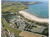Luxury Caravans & Lodges situated on the beach of Par near to the Eden Project & picturesque Fowey