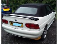 POWER / ELECTRIC ROOF for Ford Escort MK6 (P reg), NO pump or rams inc. Good Clean usable condition