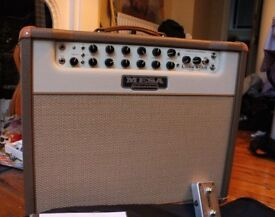 2017 MESA BOOGIE LONESTAR SPECIAL LONE STAR 1X12 COMBO COCOA BRONCO (6 MONTHS OLD)