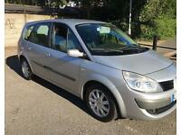 2008 RENAULT GRAND SCENIC 7 SEATER