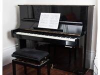 Upright Piano Yamaha U2 with Silent System