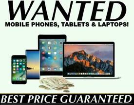 Laptops, phones, tablets and gaming consoles