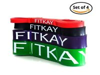 FITKAY Resistance Bands | Set for Legs and Glutes for Men and Women 40% OFF when buy 2