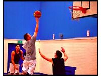 Basketball every Monday at Stratford 7:20pm to 9:30pm