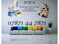 Painting & Decorating Nott'm