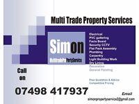 Need Help? Multi trade Property Services Handyman very reasonable rates :-)
