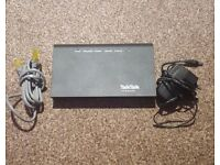Huawei HG633 TalkTalk Dual Band Wireless Super Router ADSL Fibre