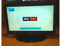 """40"""" BAIRD LCD TV FREEVIEW HDMI USB MOVIES CAN DELIVER."""