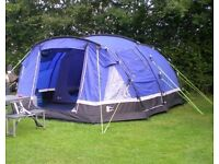 5 PERSON FAMILY TENT INC CARPET AND FOOTPRINT