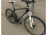 Mens Large Boardman Hybrid Mountain Bike - not specialized, trek, carrera